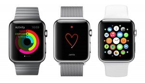 Apple Watch launched in 2015