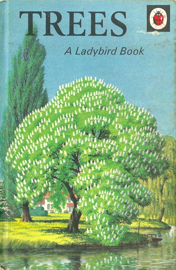 The Ladybird book of Trees front cover
